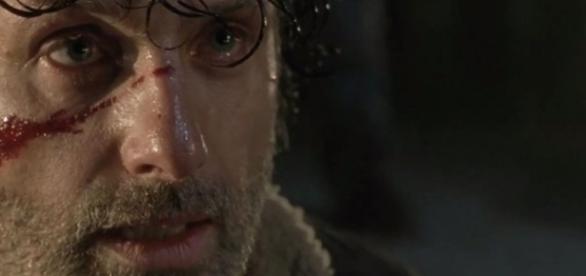 AMC mostra vídeo dos restos da vítima (Foto:AMC)