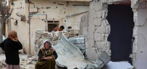 Copii războiului din Siria rezistă cu greu sărăciei din România