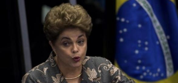 Dilma rebateu campanha de Temer