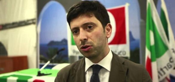 Il deputato Pd Roberto Speranza