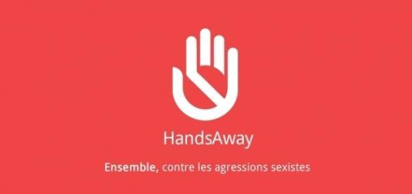 Logo de HandsAway (source : Facebook)