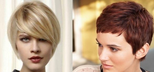 Tagli di capelli corti 2016 foto