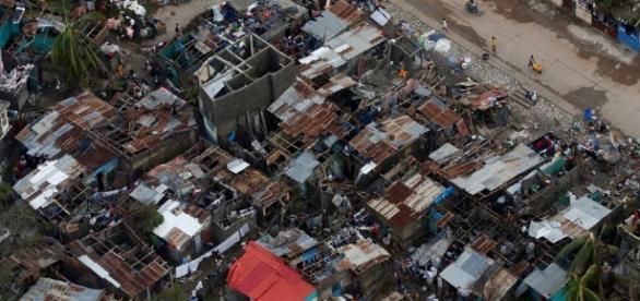 Número de mortes causadas pelo furacão Matthew passa de 840 | VEJA.com - com.br