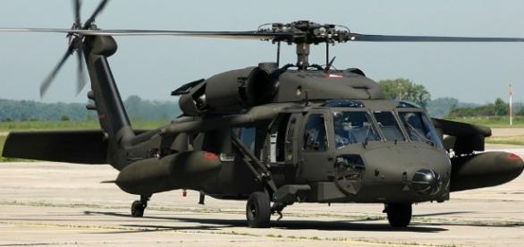 Stealth MH 60 Black Hawk (fot. pinterest.com)