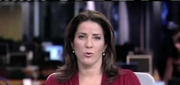 Christiane Pelajo dá 'piti' ao vivo e internautas comemoram; vídeo