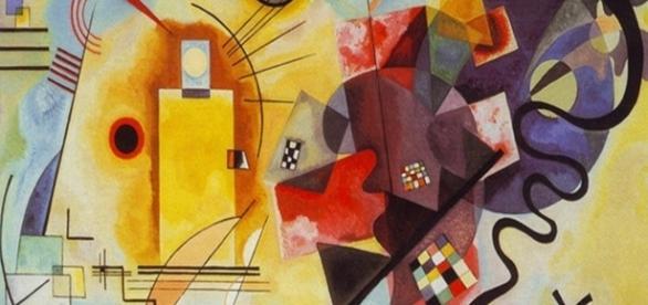 """""""El artista es la mano que, mediante una tecla determinada, hace vibrar el alma humana"""" Wassily Kandinsky"""