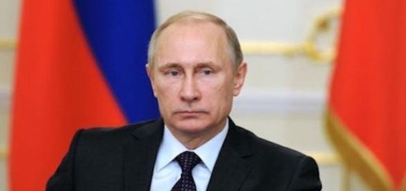Il Presidente della Russia, Vladimir Putin