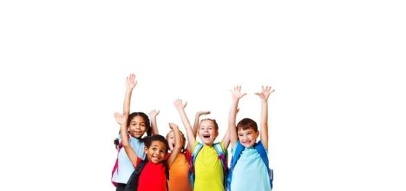"""L'image officielle du Manifeste """"Heureux à l'école"""""""