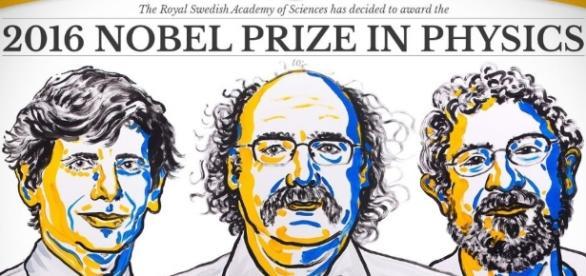 Nobel de Física para tres británicos por descubrir nuevos estados de la materia en dimensiones más simples