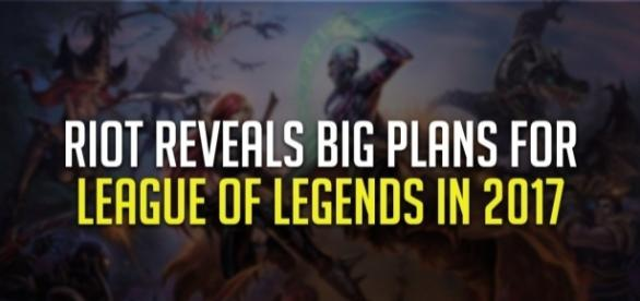 Some big changes are coming to league of legends in 2017. read ... - scoopnest.com
