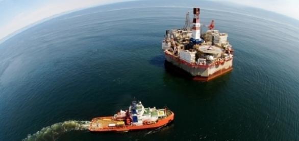 Águas profundas poderão ser exploradas por empresas internacionais.