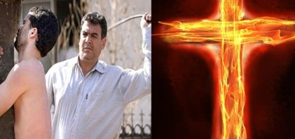 Creștinii în Iran pot fi biciuiți sub motiv că au consumat alcool la Sfânta Împărtășanie