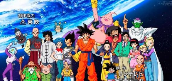 Dragon Ball Super: ¿Qué cambios presentó el opening? | Videojuegos ... - peru.com