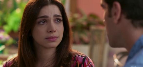Felipe rompe com Shirlei em 'Haja Coração'