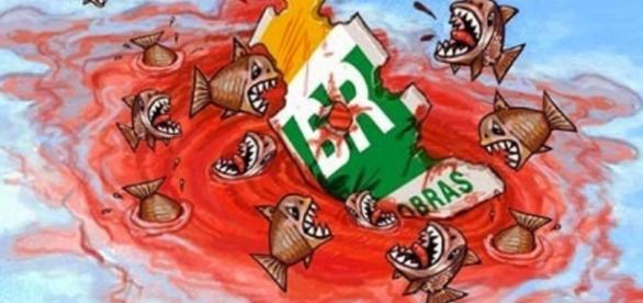 Petrobras corre risco de perder a soberania.