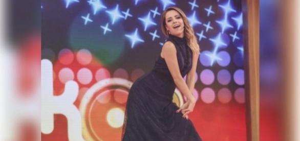 Sandy dança funk no 'Tamanho Família' e é aclamada nas redes sociais