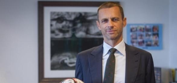 Aleksander Ceferin, nuevo presidente de la UEFA