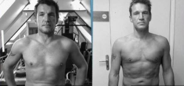 Benjamin Castaldi a révélé dans TPMP avoir subi une liposuccion (capture Diet Story)
