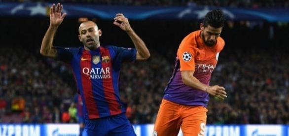 Con recital de Messi, el Barcelona le da un repaso al Manchester ... - vivelohoy.com