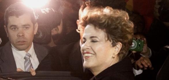 Dilma quer escrever um livro de romance (Foto: Reprodução)