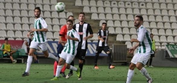 El Cartagena logra imponerse al Córdoba B en el primer partido ... - sportcartagena.es