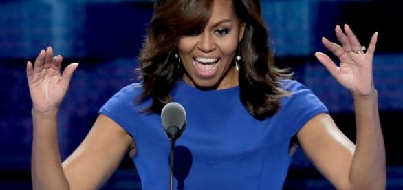 Elezioni Usa: Michelle Obama (video integrale) e Sanders ispirano ... - italia.co
