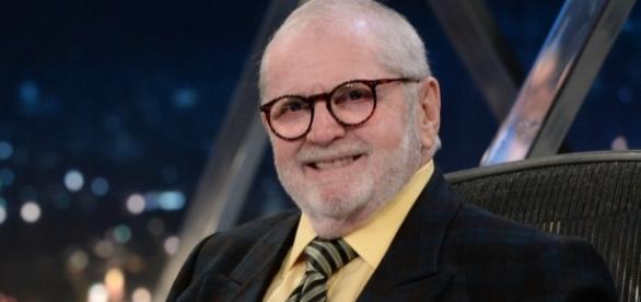 Jô Soares pretende continuar com sua carreira na televisão