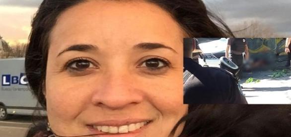 Jovem é assassinada dentro de veículo
