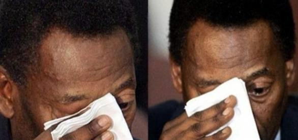 Saúde de Pelé está debilitada, ele não estaria nem conseguindo andar
