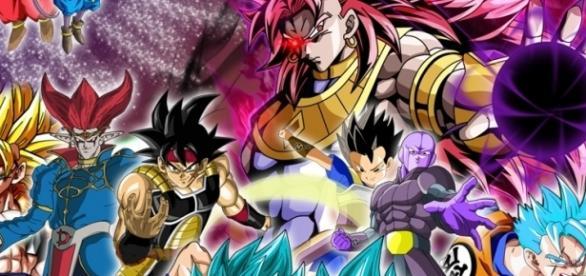 Torneo Universal de Zeno-Sama en 'Dragon Ball Super'