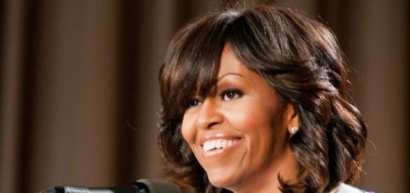 US First Lady Michelle Obama / Photo via USDAgov, Flickr