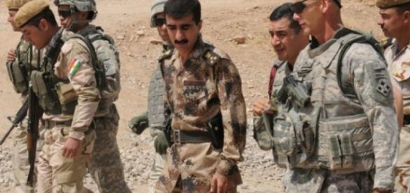 USA: siły irackie nie są gotowe na ofensywę lądową - tvn24.pl