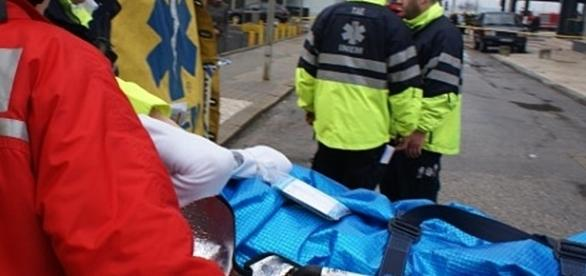 Vítima não resistiu aos ferimentos e acabou por morrer no hospital