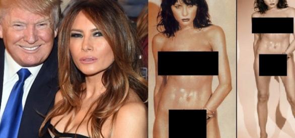 A primeira dama e as fotos nuas
