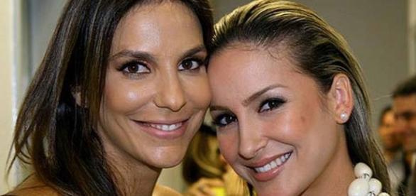 Claudia Leitte e Ivete agem com falsidade, diz colunista