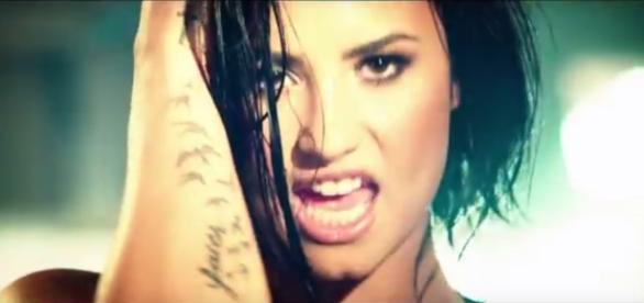Demi Lovato au Festival Global Citizen