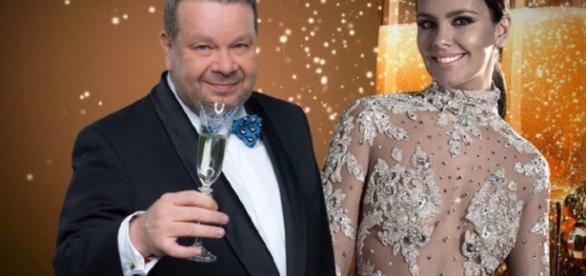 El chef Alberto Chicote y la presentadora Cristina Pedroche son los encargados de dar las campanadas en Antena 3