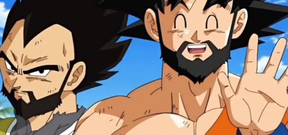 Image taken from https://www.youtube.com/watch?v=j8tc7RRQYAs. Vegeta an Goku