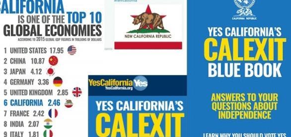 L'idée d'un Calexit fait son chemin en Californie depuis l'élection de Donald Trump