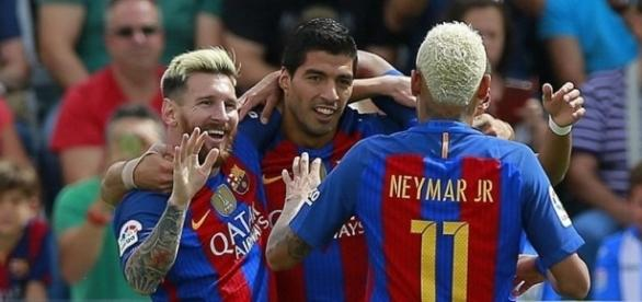 La MSN, clave para los 399 goles del FC Barcelona en la era Luis Enrique