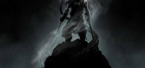 Le Héros du jeu The Elder Scrolls V: Skyrim