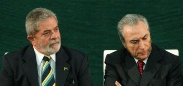 Lula e o presidente Michel Temer terão que depor para Moro