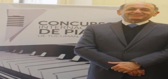 Mauricio Guzmán, del Ente Cultural de Tucumán