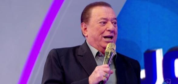 O apresentador ficou seis anos na emissora