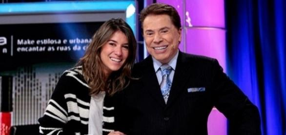 Sílvio Santos investe na filha Rebeca Abravanel para ser apresentadora no SBT