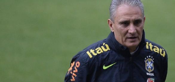 Tite prepara a Selção Brasileira para confronto contra a Atgentina