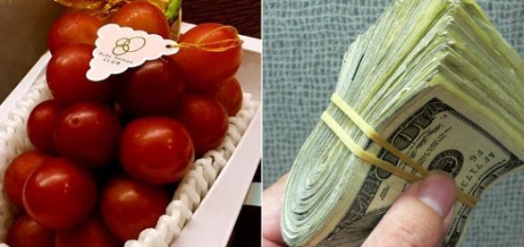 Unele fructe au ajus să coste cât o mașină