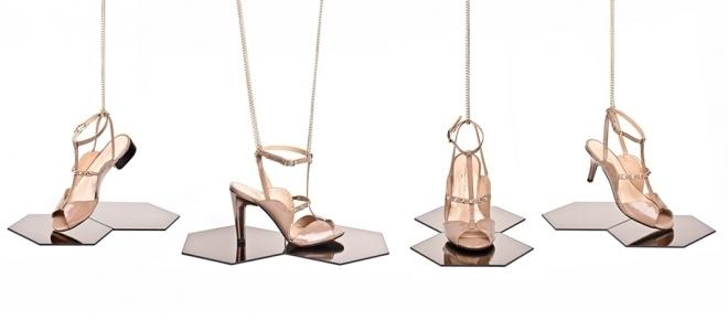 A new pair of high heels that every woman wants hits the style industry