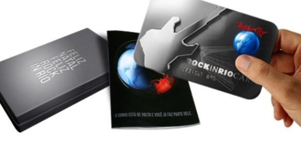 120 mil 'Rock in Rio Cards' foram vendidos rapidamente