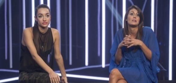 Adara y Clara en su cara a cara en 'Gran Hermano': Fotos - FormulaTV - formulatv.com